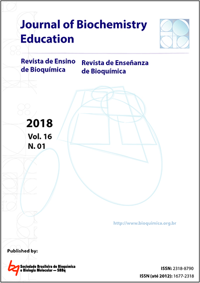 Capa da revista Volume 16, número 1