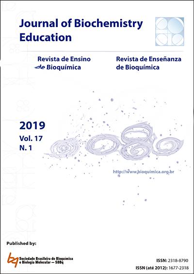 Capa da REB - 2019 v.17, n. 1